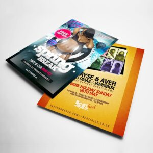 flyer couche medio