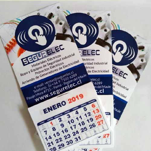 Mini Calendario 2020 Para Imprimir Chile.Calendario Magnetico 2020 7x15