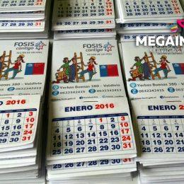 calendarios magneticos fosis