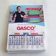 calendarios de pared ricardo chamorro