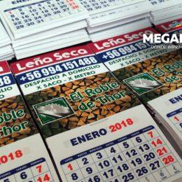 calendarios magneticos el roble de thor