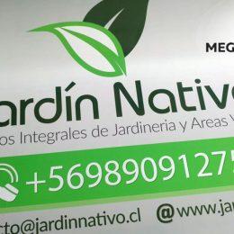magneticos para vehiculos jardin nativo