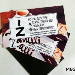 tarjetas de presentacion magneticas