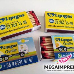 cajas de fosforos lipigas ovalle 2